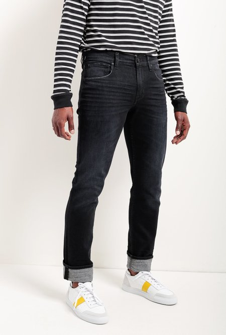 Hudson Jeans Blake Slim Straight Twill Jean - Expansion