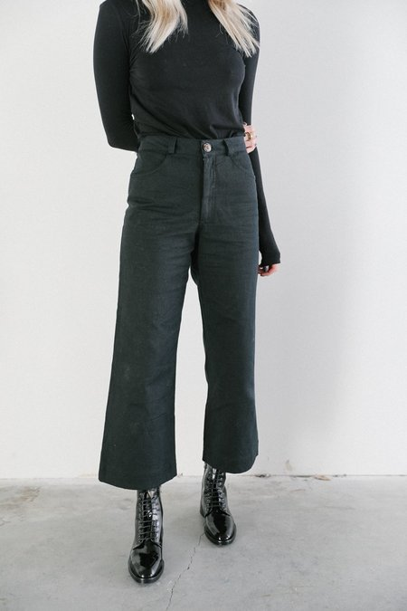 Harly Jae Pierot Pants - Black