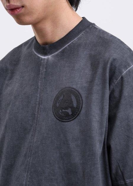 Komakino Space Dye Clockwork Jersey T-Shirt - Grey