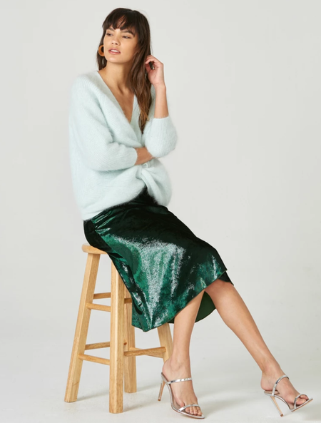 KOURT Kaya Skirt - Green