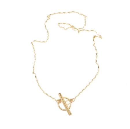 Baleen Caserta Necklace - Gold