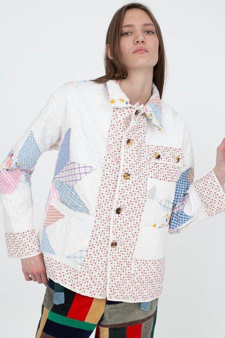 BODE Fan Quilting Workwear Jacket - Multi