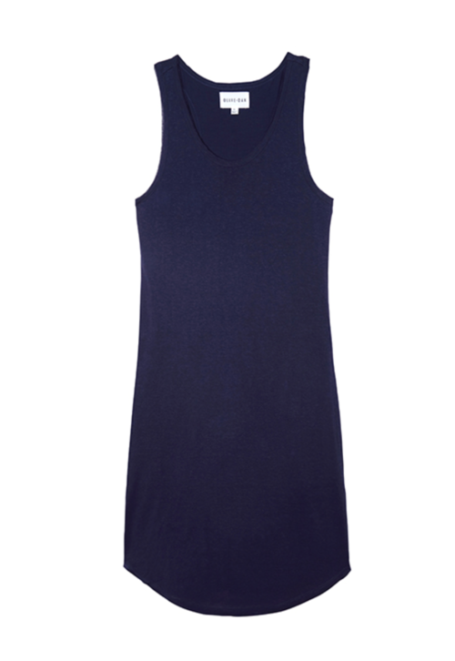 Olive & Oak Racerback Midi Dress