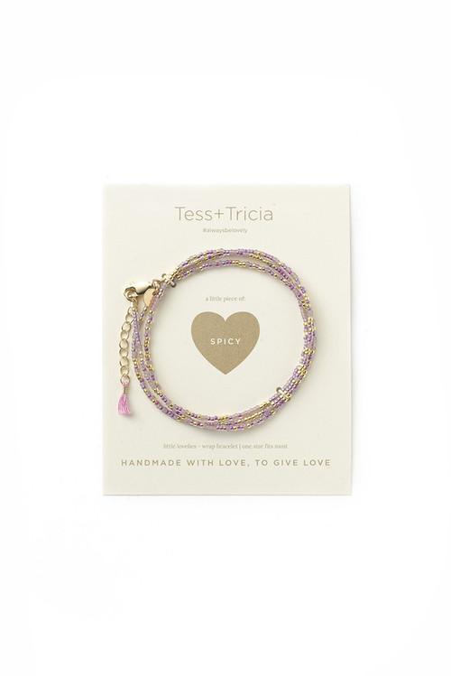 Tess + Tricia Little Lovely Triple Wrap