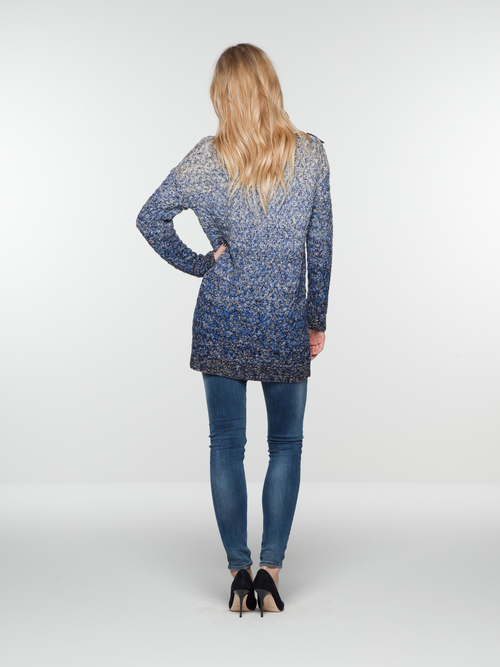 Ombre Knit Tunic