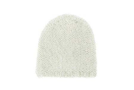 Clyde Mohair Hat - Soft Green
