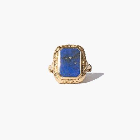Vintage Kindred Black Bysshe Ring
