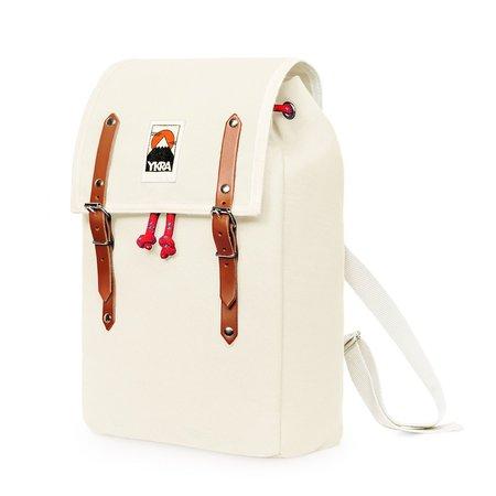 YKRA Mini Matra Bag - White