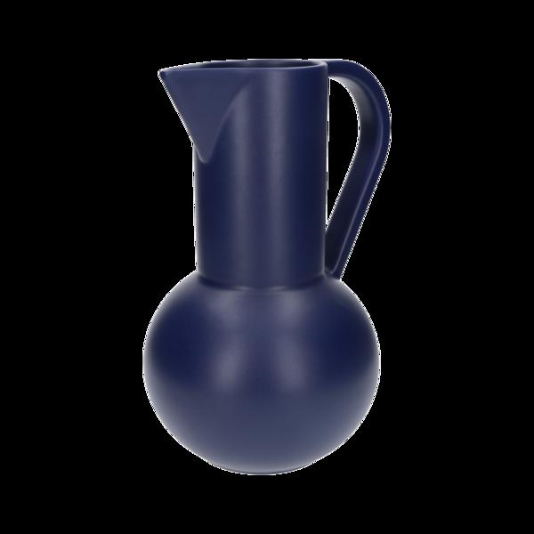 Raawii Large Strøm Jug - blue