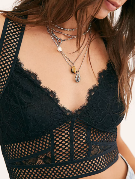 Free People Intimates Sitting Pretty Brami