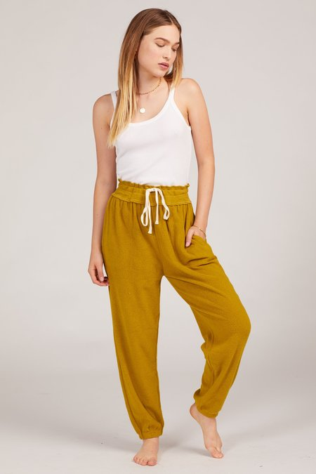 Free People Cactus Slouch Jogger