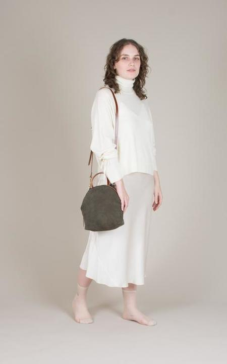 ELEVEN THIRTY Anni Mini Shoulder Bag - Moss