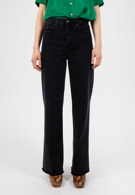 NOBODY DENIM Milla Jeans Long - dusk black