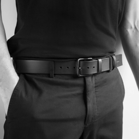 "Fleet IIya Classic 1.5"" Belt - Black"