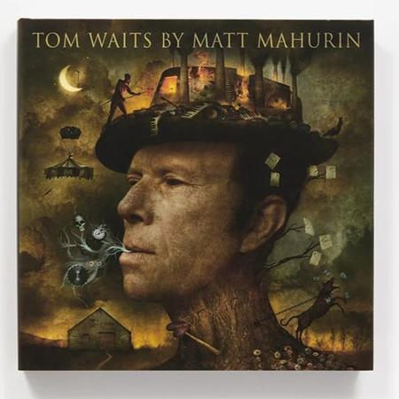 Abrams Tom Waits by Matt Mahurin