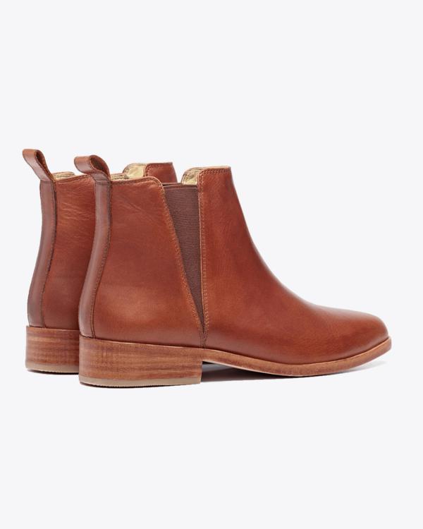 Nisolo Chelsea Boot - Brandy
