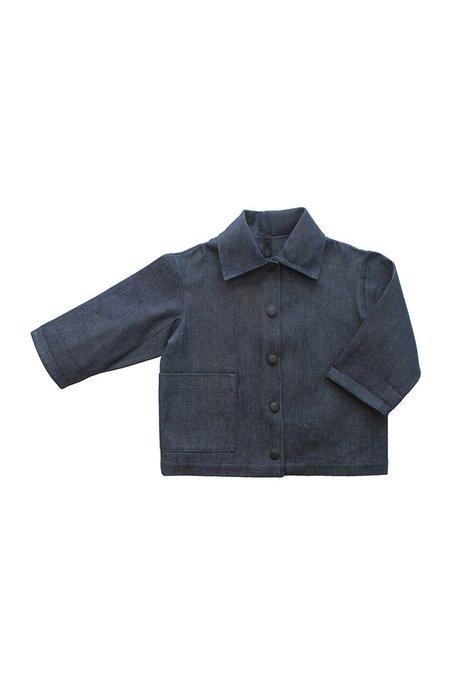 Kids Pippins Denim Jacket - Indigo