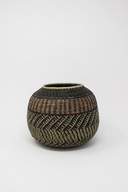 Brian Gangelhoff Handwoven Basket Sculpture 1