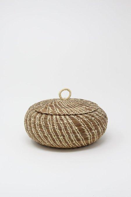 Brian Gangelhoff Handwoven Basket Sculpture 2