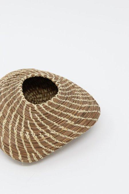 Brian Gangelhoff Handwoven Basket Sculpture 3
