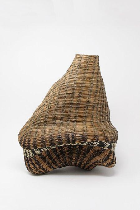 Brian Gangelhoff Handwoven Sculpture 1