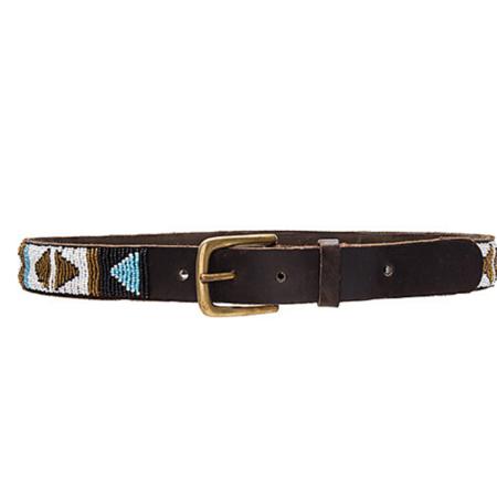 ASPIGA Toto Belt - Black/Silver