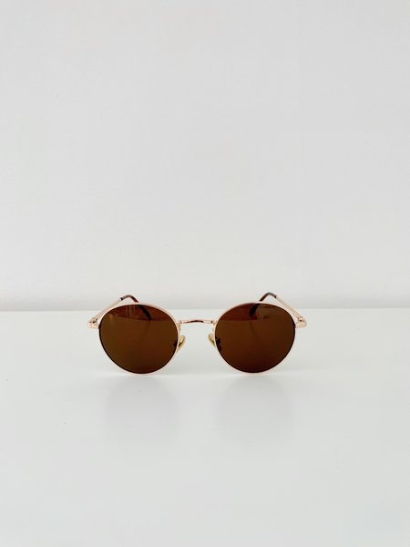 unisex Reality Eyewear INSTANT KARMA - Gold