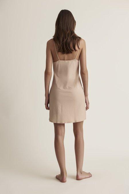 Skin Sexy Pima Cotton Slip - Nude