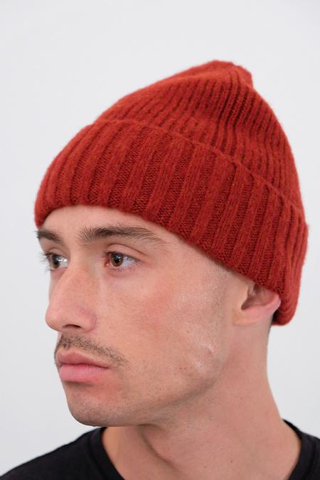 Howlin' King Jammy Hat - Rust
