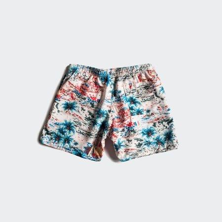 Bather Swim Shorts - Daytime Hawaii