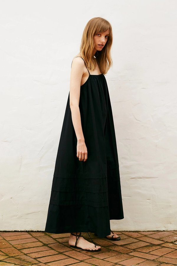 BEFORE MARCH Dillon dress - Black