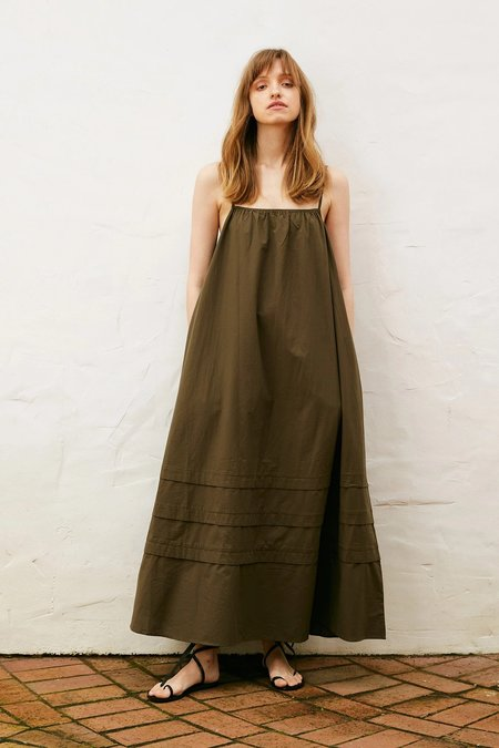 BEFORE MARCH Dillon dress - Khaki
