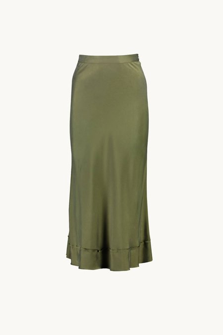BEFORE MARCH England skirt - Green