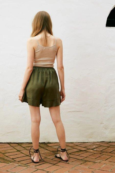 BEFORE MARCH Pepper shorts - khaki