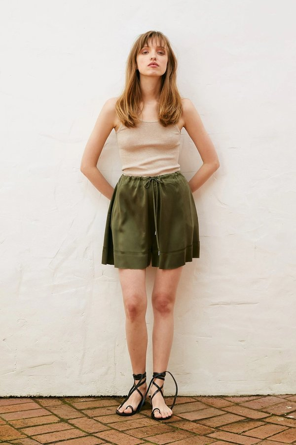 BEFORE MARCH Pepper shorts - khaki