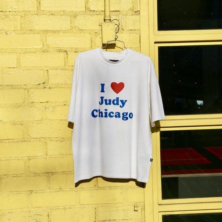 Megan Whitmarsh Judy Chicago Tee - White