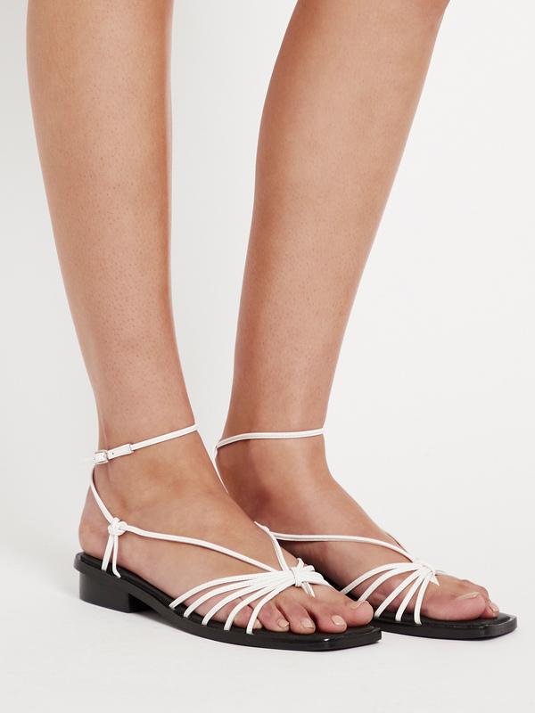 Sol Sana Kimmy Sandal - white