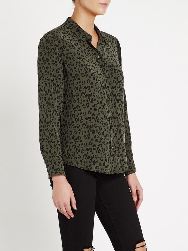 Rails The Kate Shirt - green