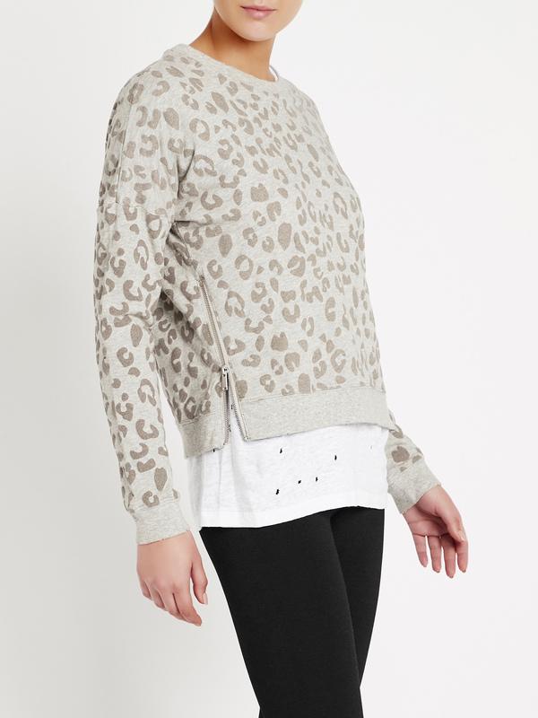 Rails Marlo Sweatshirt - grey