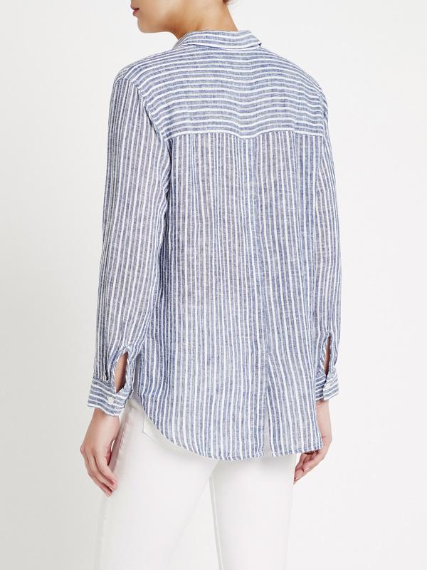 Rails Sydney Shirt - blue