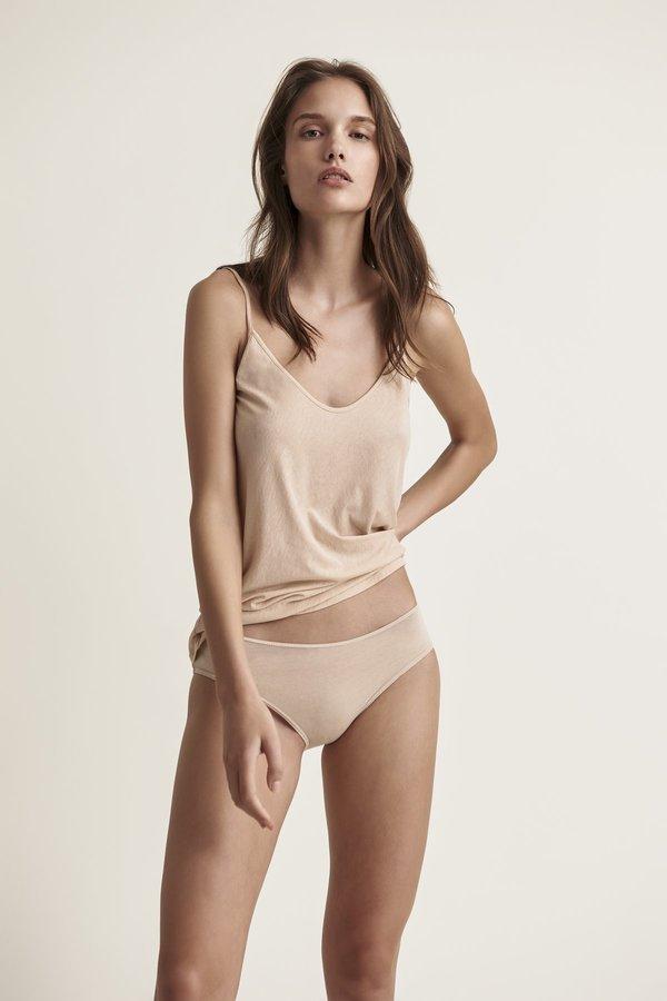 Skin Sexy Pima Cotton Cami - Nude