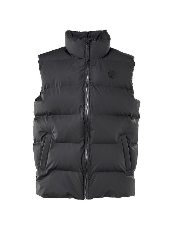 Rains Puffer Vest - Black