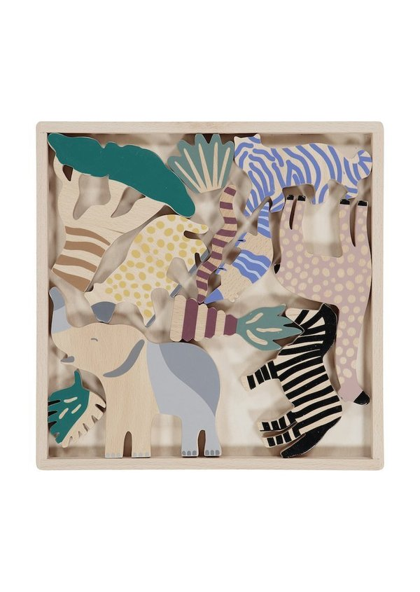 kids ferm living safari animal box