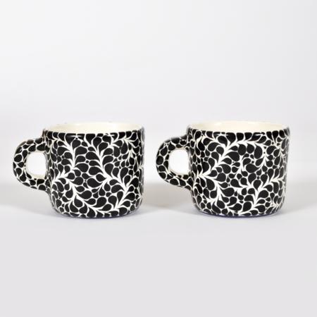 Milanka Espresso Pasley Cup Set