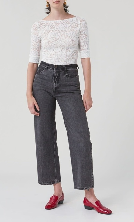 Rachel Comey Pennon Jean - Washed Black