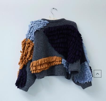 Atelier Delphine Paladora Pullover - Colorway C