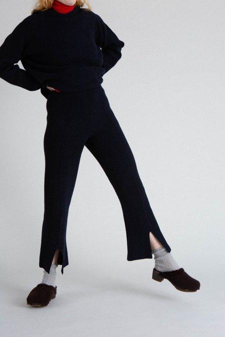 Baserange Merino Ware Pants - Dark Navy
