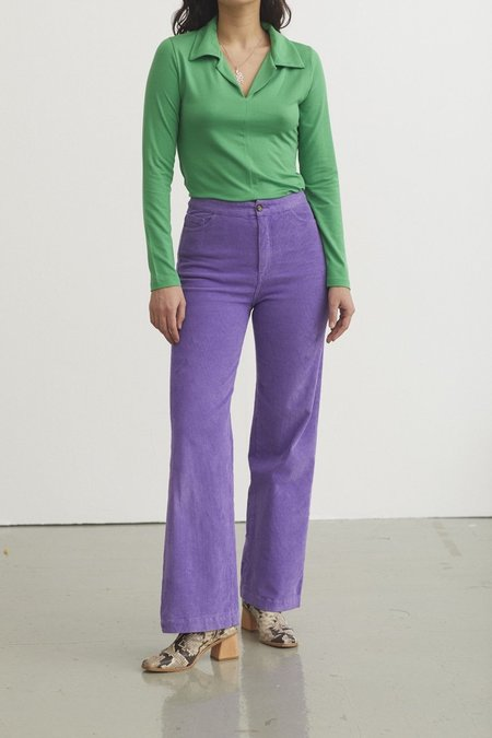 Paloma Wool Milton Corduroy Pants - Lilac