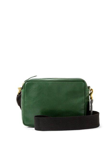Clare V. Rustic Midi Sac - Evergreen