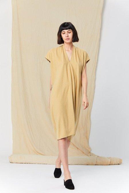 Miranda Bennett Everyday Silk Noil Dress